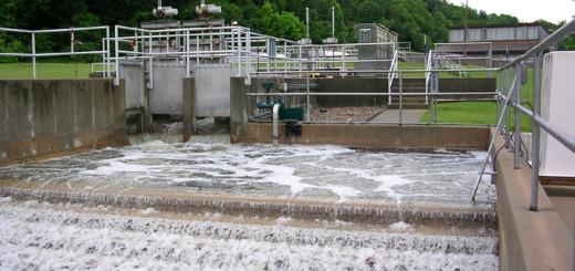afval water