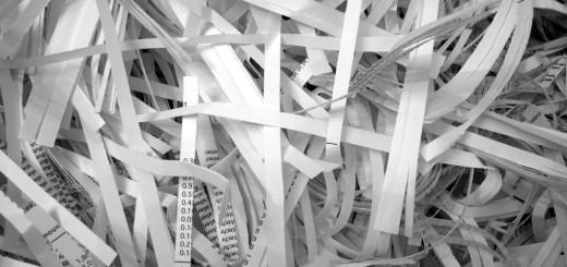papier recyclen