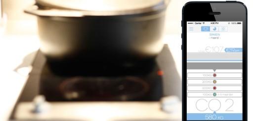 Greeniant pan en pilot app