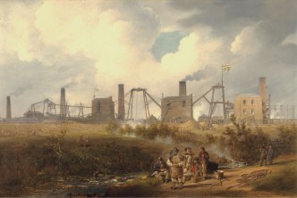 John_Wilson_Carmichael_-_A_View_of_Murton_Colliery_near_Seaham,_County_Durham_-_Google_Art_Project