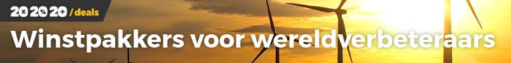 Korting op webdesign en SEO voor duurzame start-ups